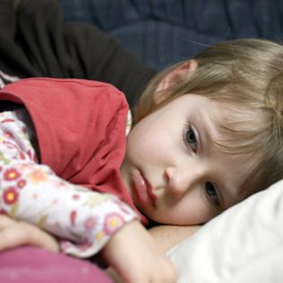 Croup in Children  What should you do when your baby or toddler suddenly wakes up in the night gasping for breath and barking like a seal? Don't panic. Your little one probably has croup — a treatable, common childhood illness.