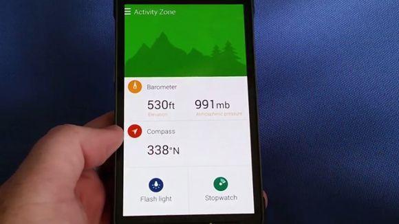 Galaxy S5 Active 'Activity Zone,' multi-use button star in latest video leak