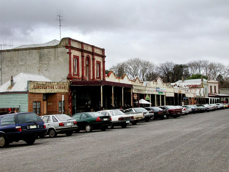Melbourne Fresh Daily: CLUNES, VICTORIA