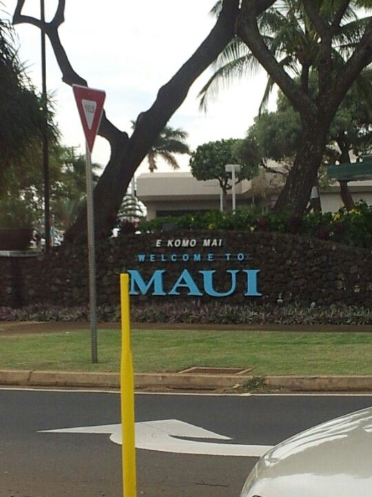 If you fly to Maui you'll be going to the Kahului airport.