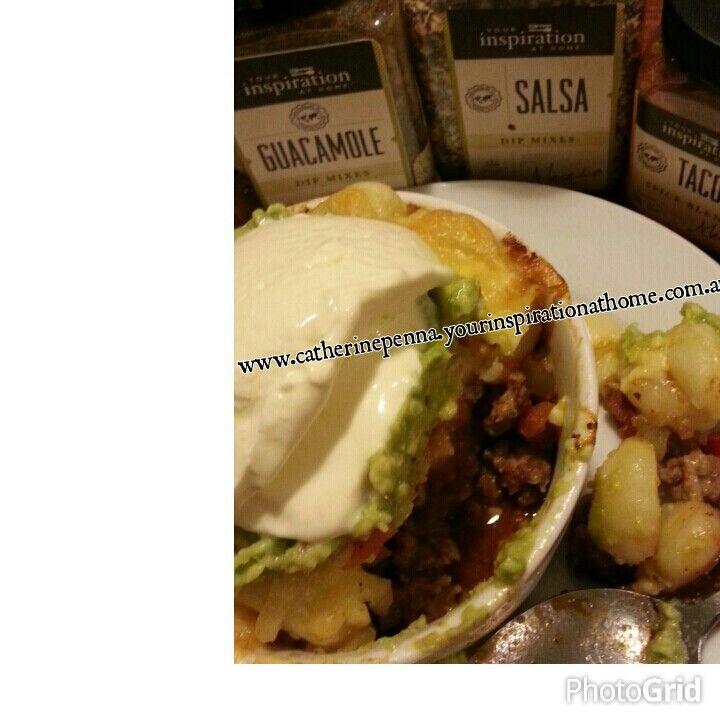 Mexican Gnocchi Pie YIAH