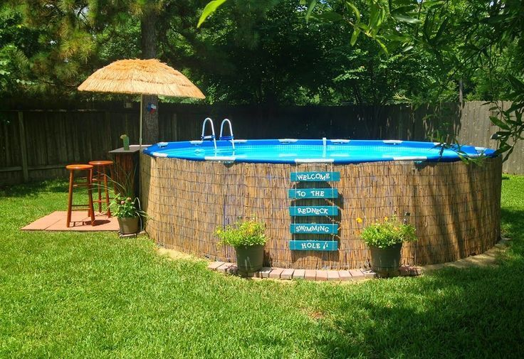 Top 110 Diy Above Ground Pool Ideas On A Budget Budget Diy Ground Ideas Onabudget Backyard Pool In Ground Pools Above Ground Pool Landscaping