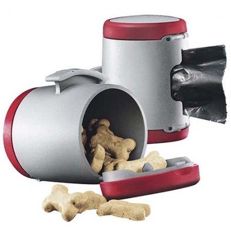 Flexi Vario Multi Box red - Flexi dog lead accessories - globaldogshop.com