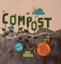 Compost maken, wormen leren kennen en ze de kans geven, tuin- en keukenafval gebruiken, de hoop een kop thee geven, en  probeer je een kuil, een bak of een hoop? Je leert het allemaal in dit smakelijke boek. Met vier stickervellen; Tips van de compostdokter om de meeste problemen te verhelpen; Een meetlat voor wormen, ja heus; Een draaischijf voor grondstoffen; Een stap- voor- stap gids om je eigen composthoop op te bouwen; En…. ook dit boek kan op de hoop! Maar zonder de schroeven.