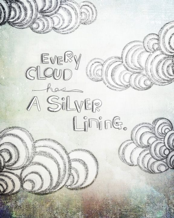 Every cloud has a silver lining essay wikipedia