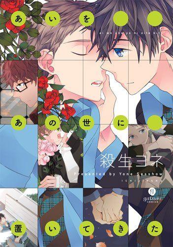 Amazon.co.jp: あいをあの世に置いてきた (IDコミックス GATEAUコミックス): 殺生 ヨネ: 本