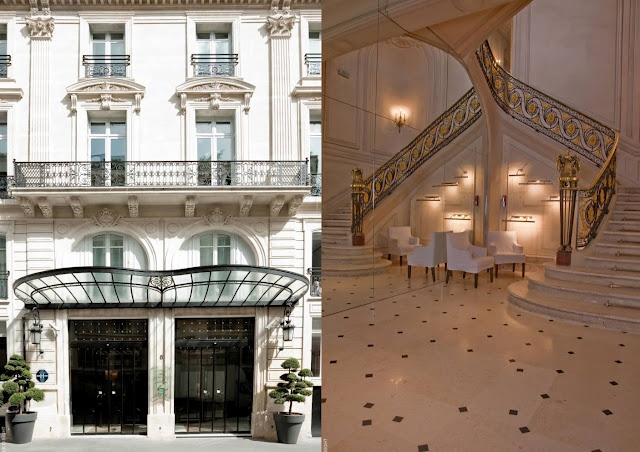 La Maison des Champs Elysees