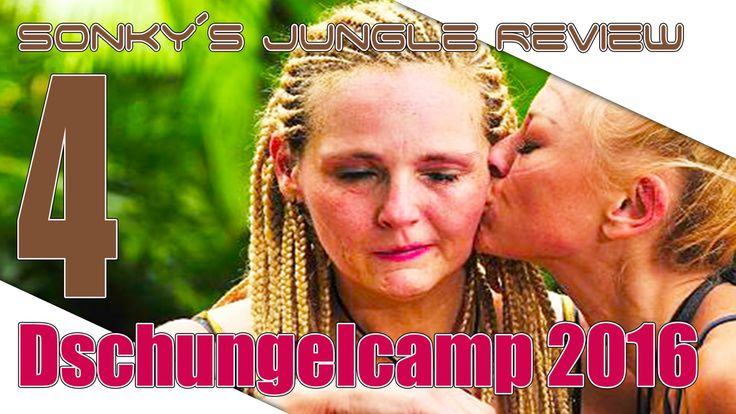 Dschungelcamp 2016 ▼ DAY 4 ▼ Sonky´s Jungle Review▼