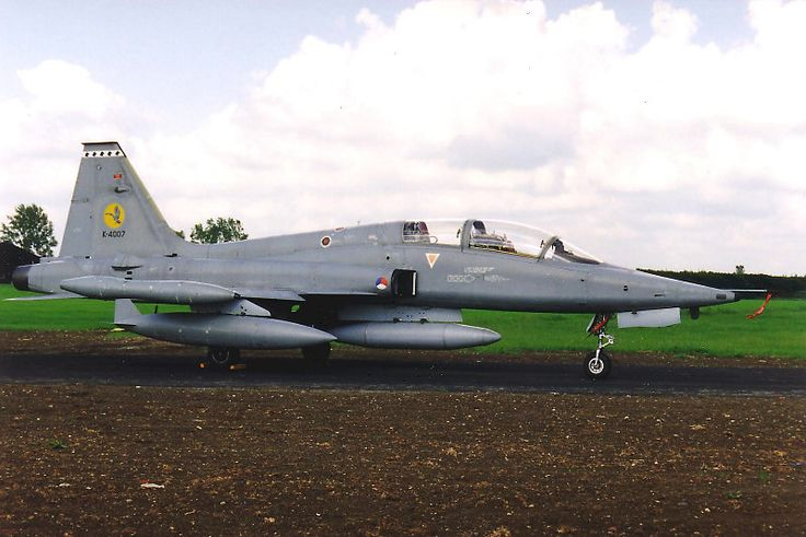 NF-5B Klu  One of the most elegant planes ever made! Really would be a fantastic experience to be in the passenger seat....