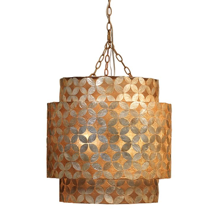 2 toned capiz shell Pacific Chandelier by Jamie Young Company. Lighting We Love at Design  sc 1 st  Pinterest & 473 best Lighting We Love at Design Connection Inc.   Kansas City ... azcodes.com