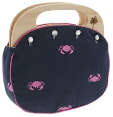 Bermuda Bags were the rage in the early 1980's and yup, I had one!: 80S, Blue Whale