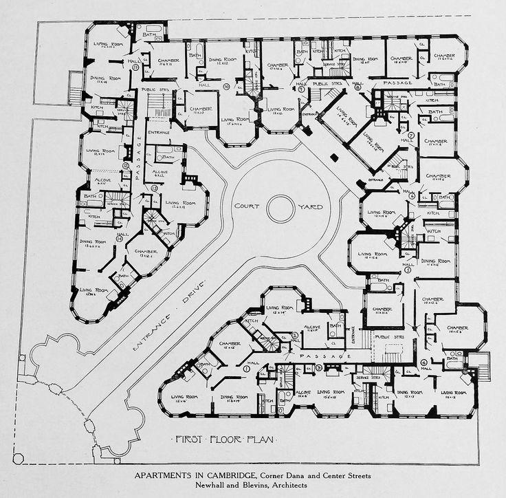 98 best Plans images on Pinterest | Floor plans, Arquitetura and ...
