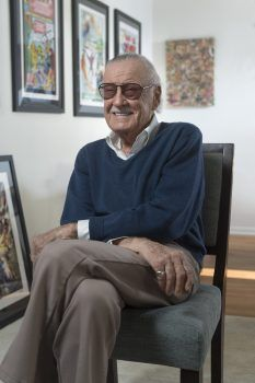 New Allegation That Stan Lee Groped the Wife of a Comic Book Creator Last Year