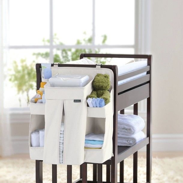 17 best images about storage ideas for nursery on pinterest for Nursery hanging storage