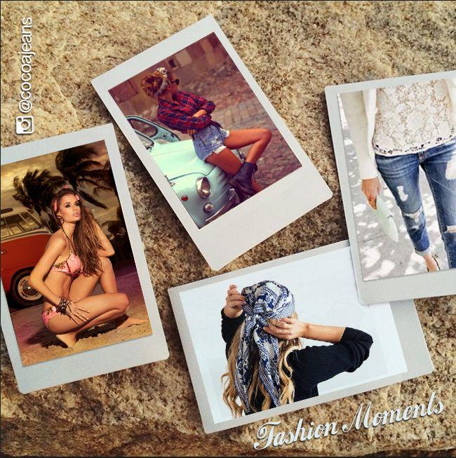#fashionmoments #stylish #lovely #woman #trendy #tagsforlikes #photooftheday #denim #cocoa