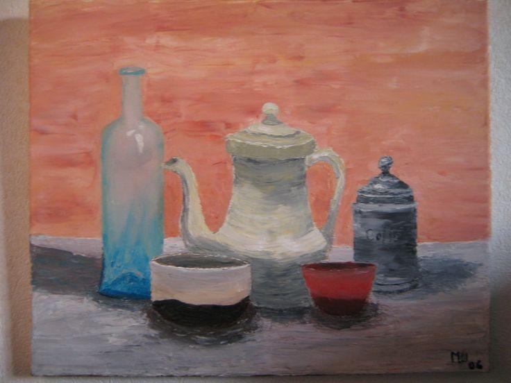 peinture huile créamu