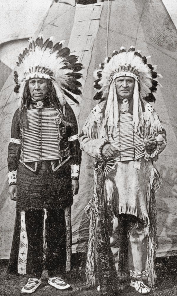 Lakota Performers Indians Native Americans Buffalo Bill True West