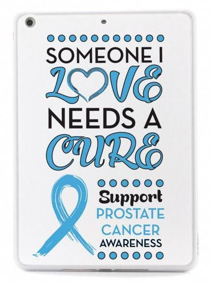 how to support someone with prostate cancer