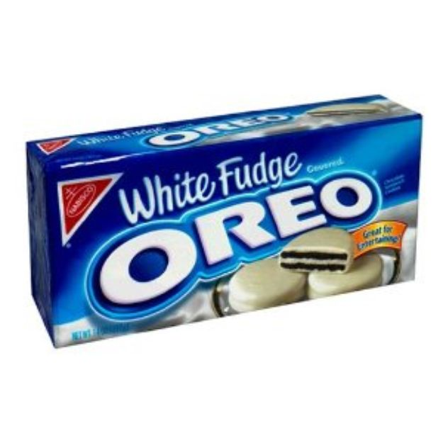 I'm learning all about Nabisco Cookies Sandwich Pure White Fudge Covered at @Influenster!
