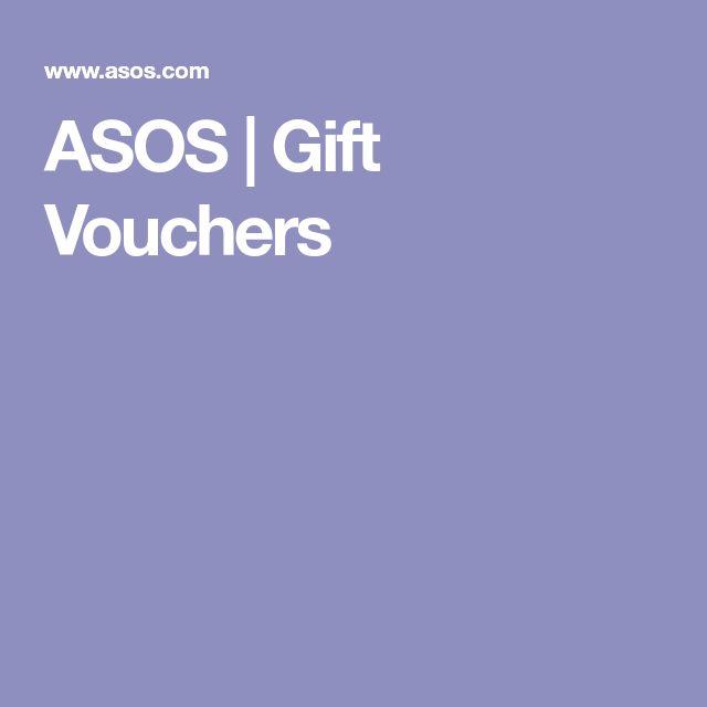 ASOS | Gift Vouchers