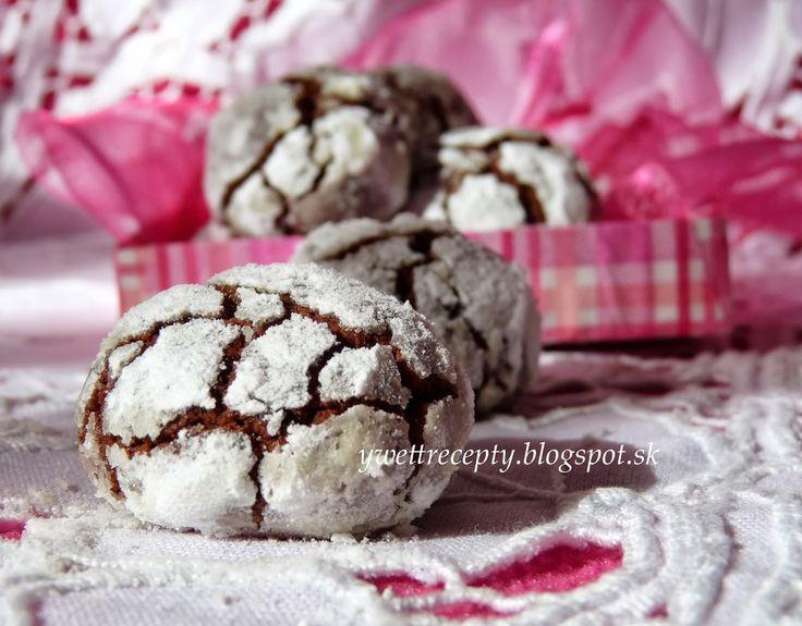 receptyywett : Chocolate Crinkles