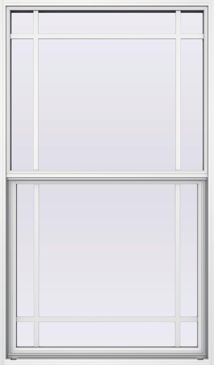 Builders Florida Aluminum Single-Hung Window | JELD-WEN Doors & Windows