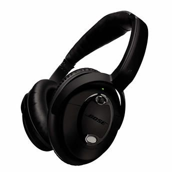 Bose® Triple Black QuietComfort® 15 Acoustic Noise Cancelling® Headphones
