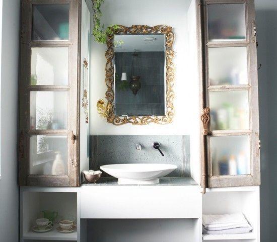 Фотография: Ванная в стиле Кантри, Квартира, Дом, Советы, уборка квартиры, уборка ванной комнаты, уборка кухни, простая уборка, как быстро навести порядок дома – фото на InMyRoom.ru