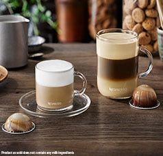 Vanilla & Caramel Latte | VertuoLine Coffee Recipe | Nespresso USA