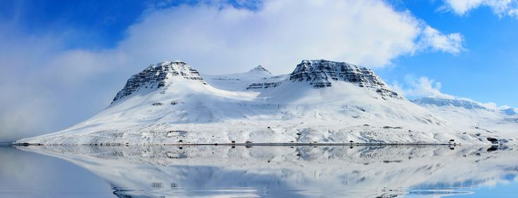 Icelandic Sunny Spring Day Panorama by Julia Fine Art © Julia Apostolova on 500px