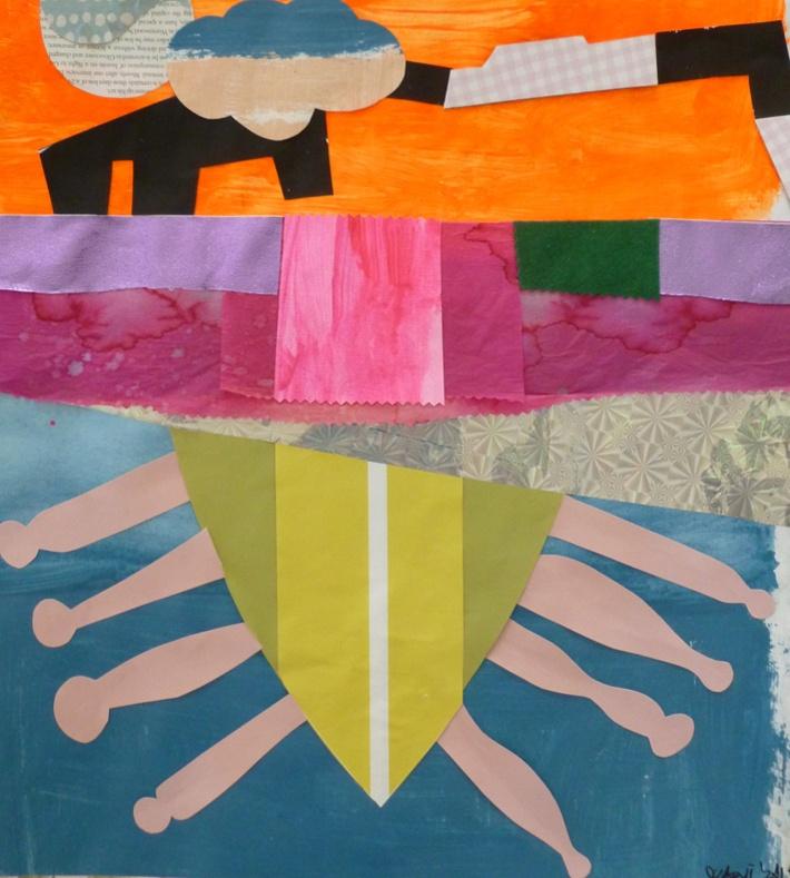 ART//COLLAGE, MAGGIE KEMPINSKA, MAGGIE KEMPINSKA