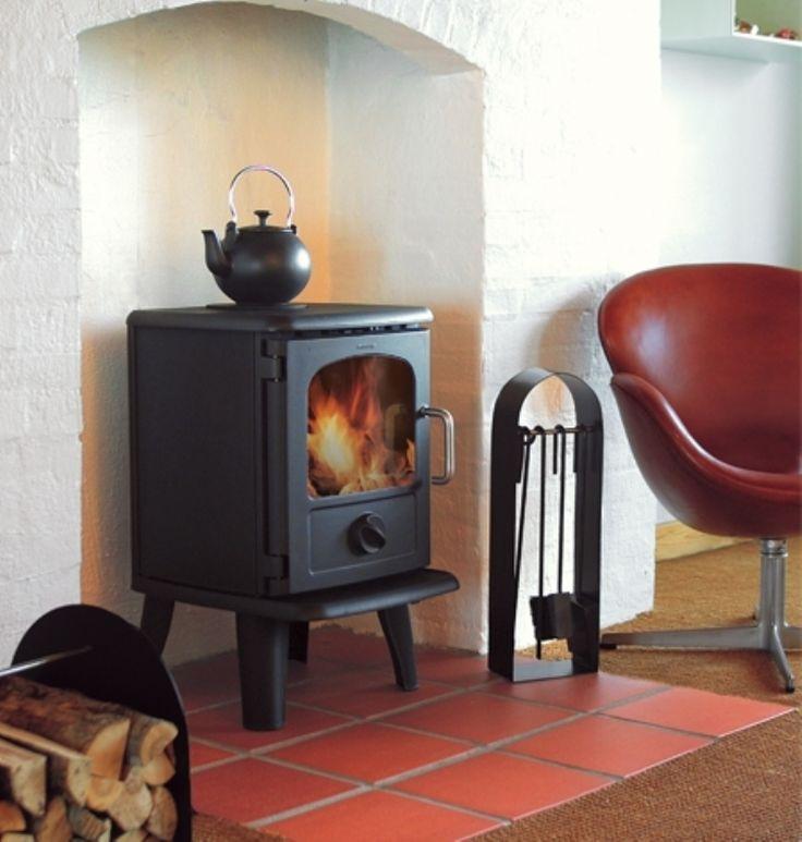 Morso 3112 Badger #KernowFires #morso #fireplace #woodburner #stove #cornwall #freestanding #traditional
