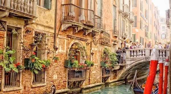 Beautiful-Venice-Italy - Topely.com | Top Ten Things of the World.