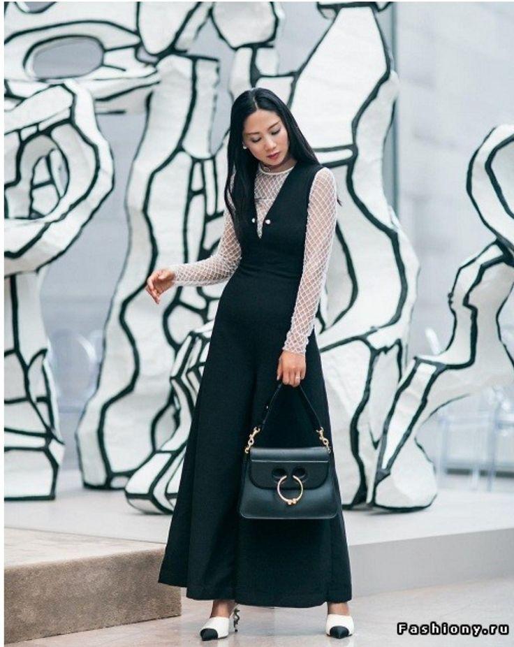 Длинный сарафан-платье