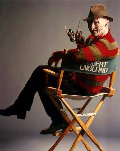 Robert England will always be the best Freddy Krueger