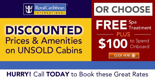 Royal Caribbean OnSale