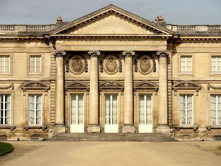 1000+ Images About Louis XVI : Architecture On Pinterest