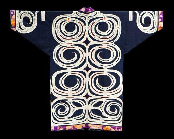 一番の日本人!【Ainu Tribe: Japanese Race】Ainu clothing