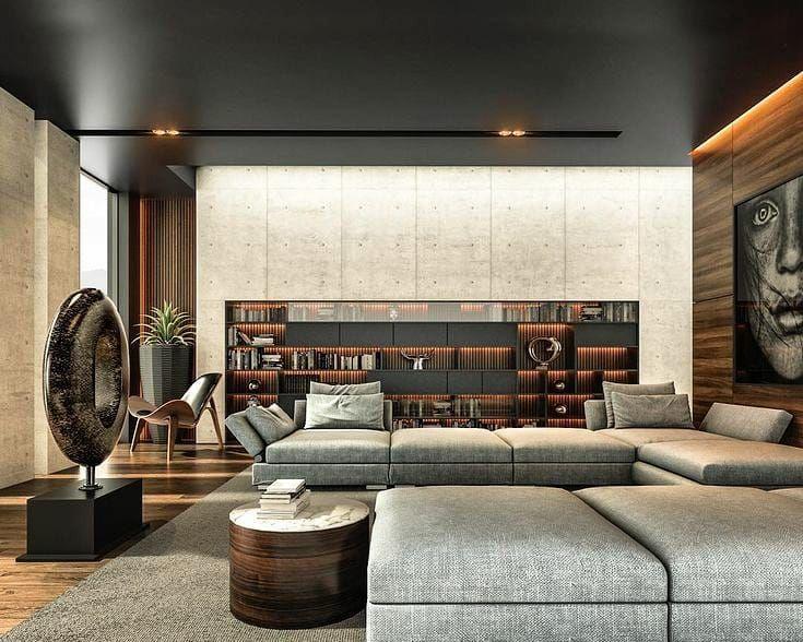 Decoration On Instagram Do You Want To Transform Your Living Room Visit Our Online Shop Modern Interior Design Living Room Design Modern Residential Design