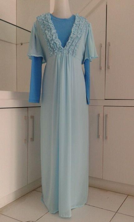Sifon Dress + Manset LD 94 Pj 135
