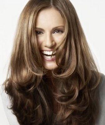 Стрижки и челки для красивых длинных вьющихся волос: фото