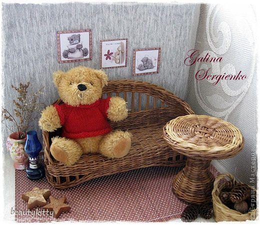 Декор предметов Поделка изделие Плетение Моё плетение Апрель Трубочки бумажные фото 18