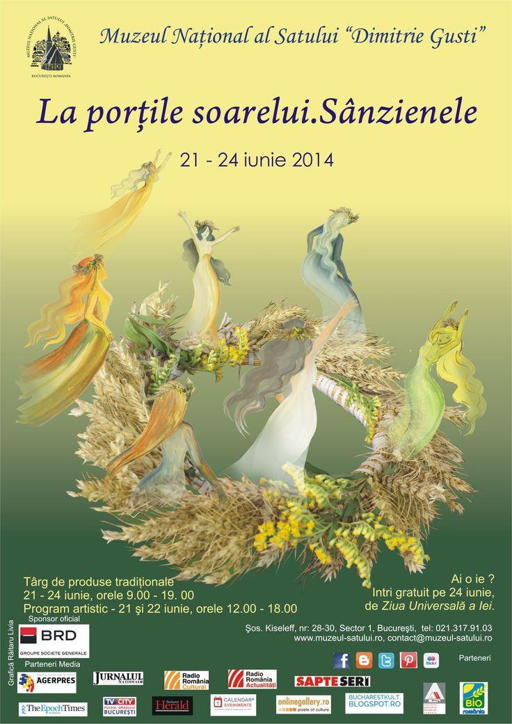 """În calendarul popular, 24 iunie este ziua în care românii sărbătoresc Sânzienele sau Dragaica, zi care marchează pentru tradiţia spirituală românească solstiţiul de vară, când """"soarele se odihneşte la amiază"""", zi în care sunt realizate numeroase practici magice de fertilitate, fecunditate, divinaţie şi etnoiatrie."""