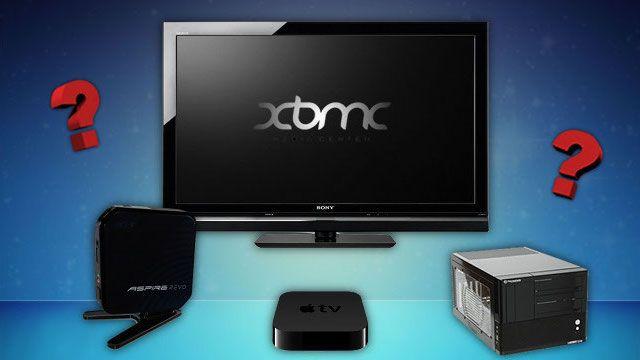 xbmc media center setup guide