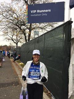 Maratona de Nova York, na série Eu não fui, mas meu amigo foi. A Maratona de NY é uma das World Marathon Majors. São as seis maiores e mais renomadas maratonas no mundo: Tóquio, Boston, Londres, Berlim, Chicago e Nova York.