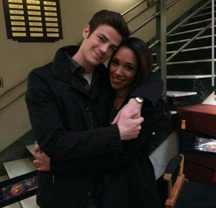 Barry and Iris West Allen / The Flash Pinterest: @WithLoveReesie