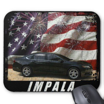 #2014 Impala LT Mouse Pad - #office #gifts #giftideas #business