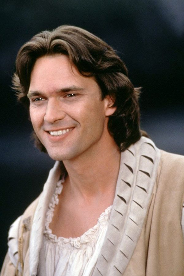 Dougray Scott as Prince Henry in Ever After...one for the lady followers.