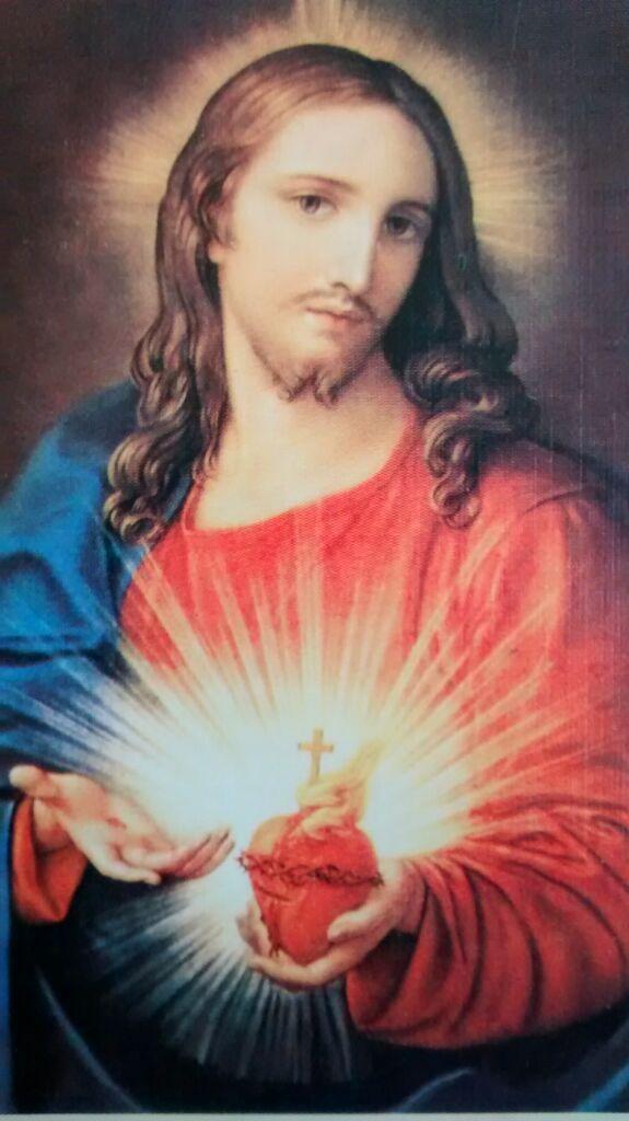 Cum Petro et sub Petro: Semper: As Inesgotáveis Riquezas do Sagrado Coração de Jes...  Sagrado Coração de Jesus, Casa de Deus e Porta do Céu, tende piedade de nós.