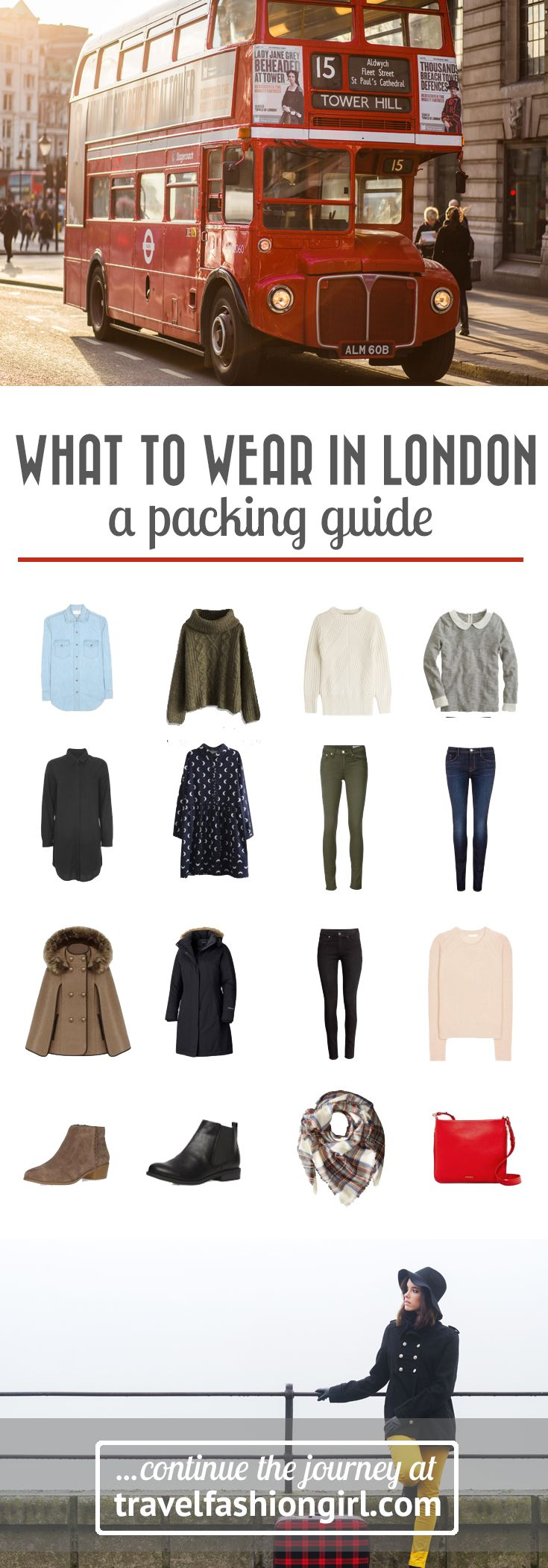 Wondering what to pack for London and other parts of England? Read this to find out what a local fashionista recommends for your packing list for the UK.   travelfashiongirl.com